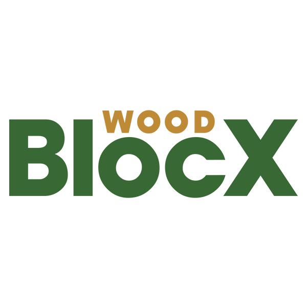 Quadratische Gartenbank mit zentralem Hochbeet / 1,5 x 1,5 x 0,45m